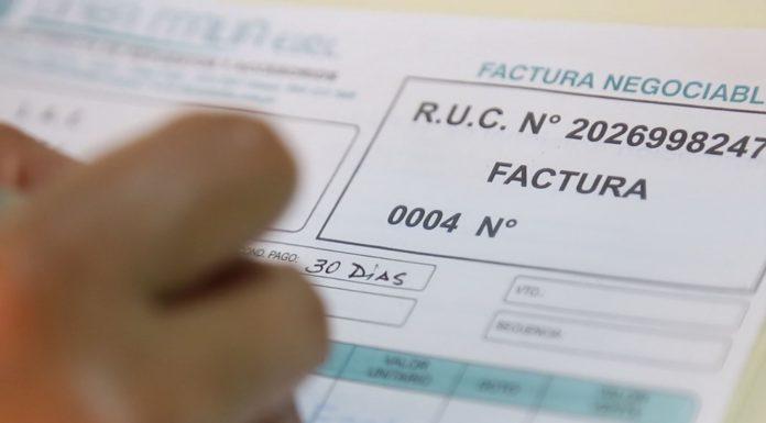 Operaciones con Factura Negociable superaron los S/ 2,012 millones a marzo