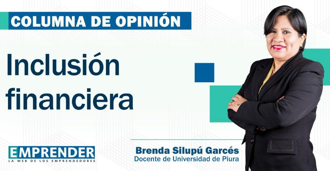 COLUMNA DE OPINIÓN, INCLUSIÓN FINANCIERA