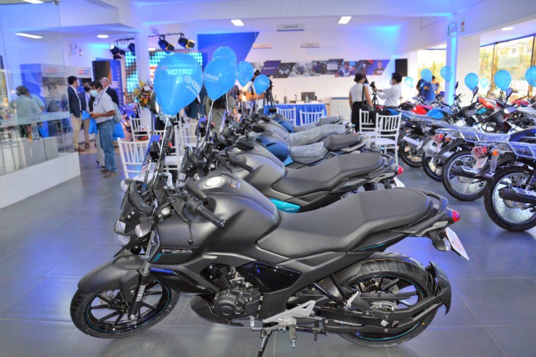 Yamaha inaugura nuevo concesionario 3S en Piura